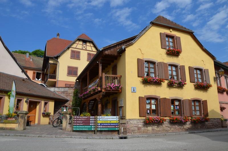 Office de tourisme intercommunal du mont sainte odile bureau ottrott pass alsace - Office de tourisme alsace ...