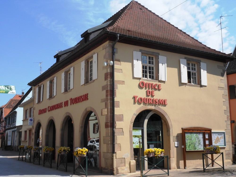 Office de tourisme intercommunal du mont sainte odile bureau rosheim pass alsace - Office de tourisme saintes ...