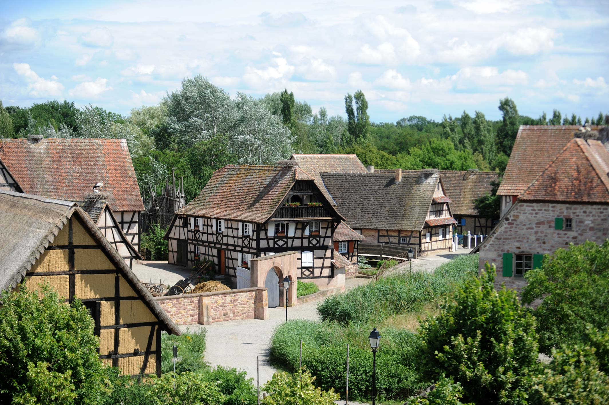 Écomusée d'Alsace - Pass Alsace