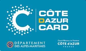 Côte d'Azur Card 3 jours