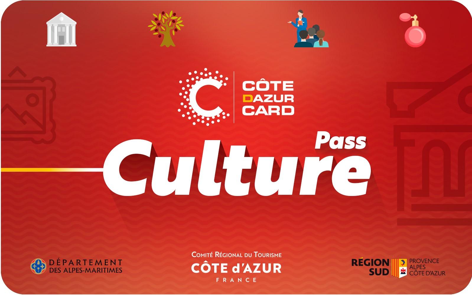Pass CULTURE 3 activités
