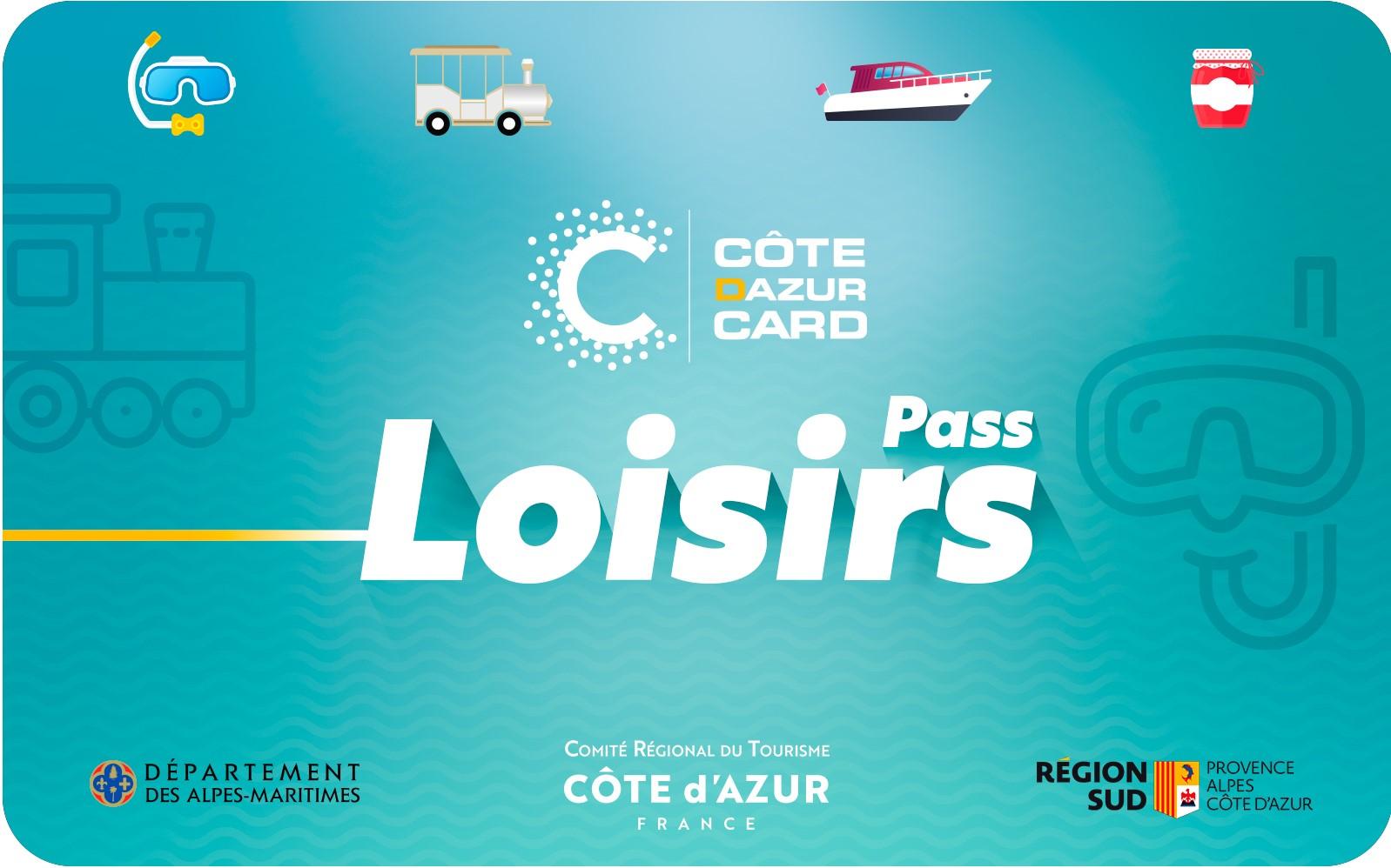 Promo - Pass LOISIRS 5 activités -10%