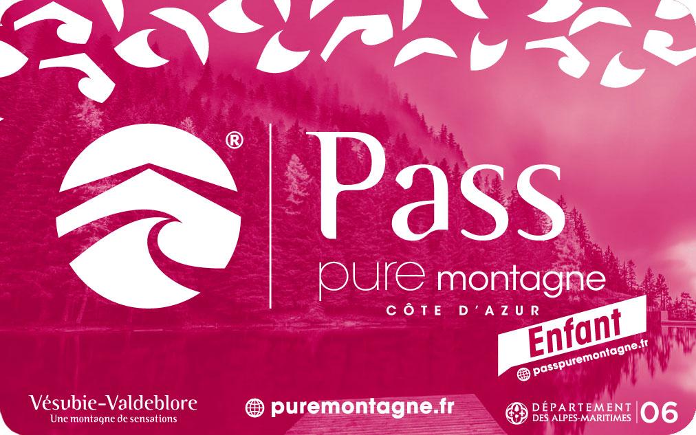 Pure Montagne Pass - 3 days