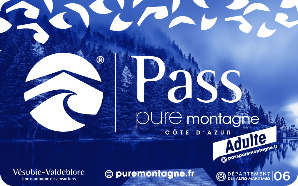 Pure Montagne Pass Adult - 3 days