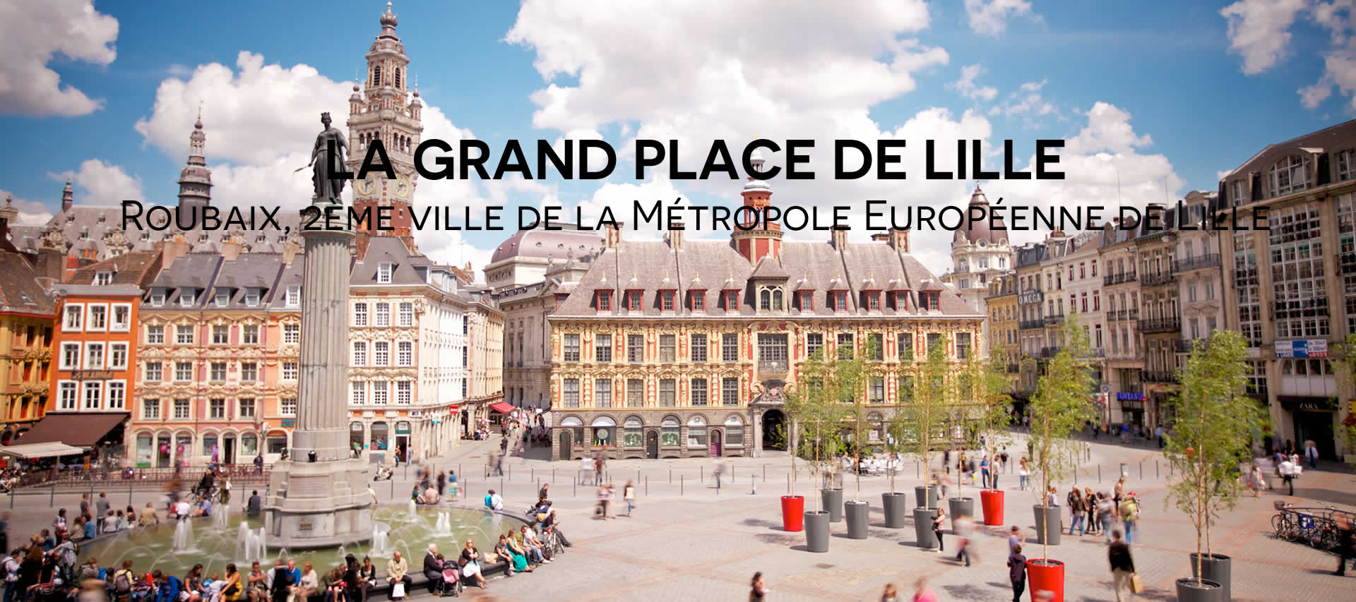 Office De Tourisme De Roubaix City Pass Métropole Européenne De Lille