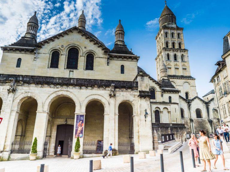 Visite de la cathédrale Saint-Front