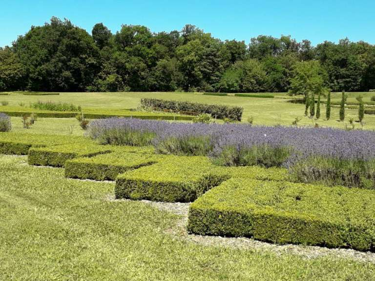 Visite des Jardins du Bouquet