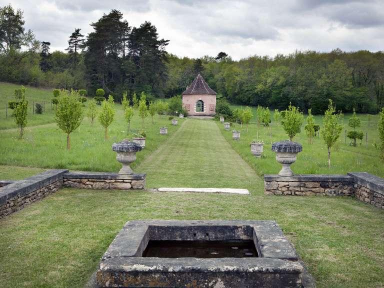 Visite des Jardins de la Chartreuse du Colombier