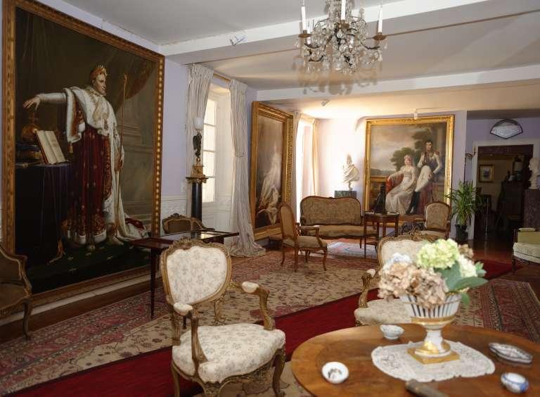 Visite du Musée Napoléon