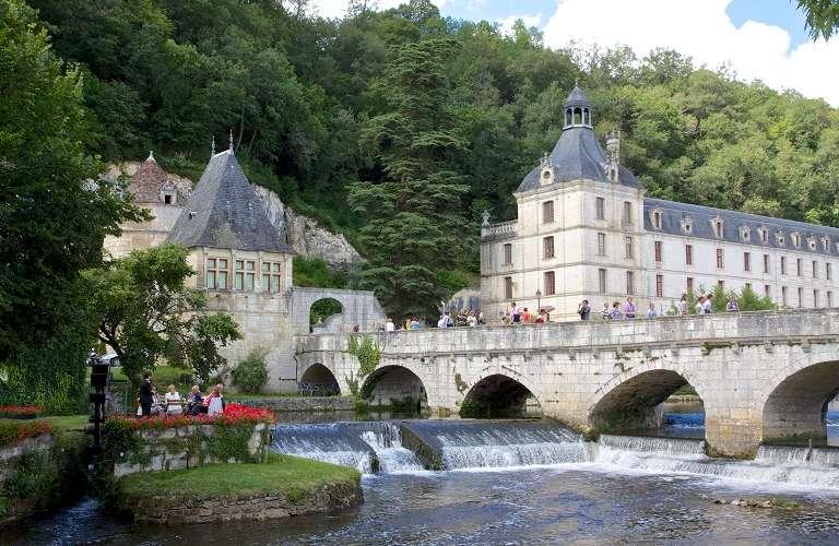 Visite (non commentée) des grottes de l'Abbaye de Brantôme et Musée Fernand Desmoulins