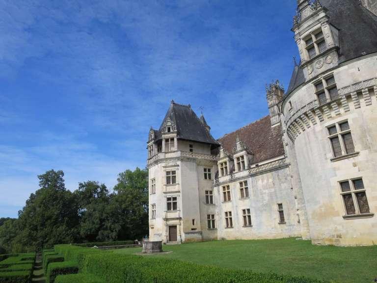 Visite du Château de Puyguilhem