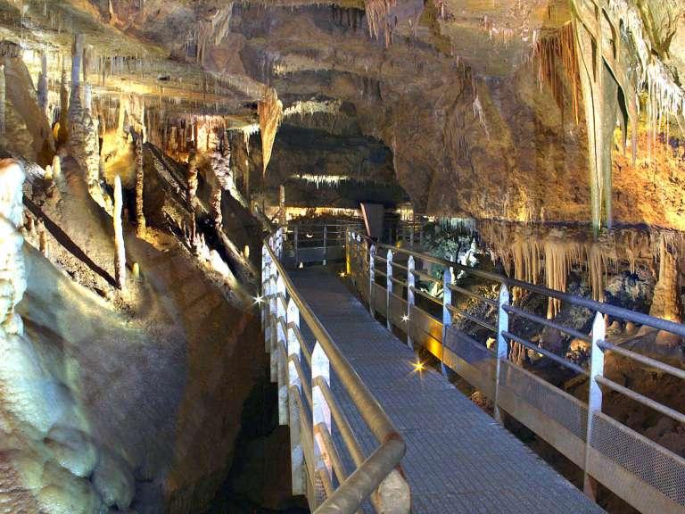 Visite de la Grotte de Tourtoirac