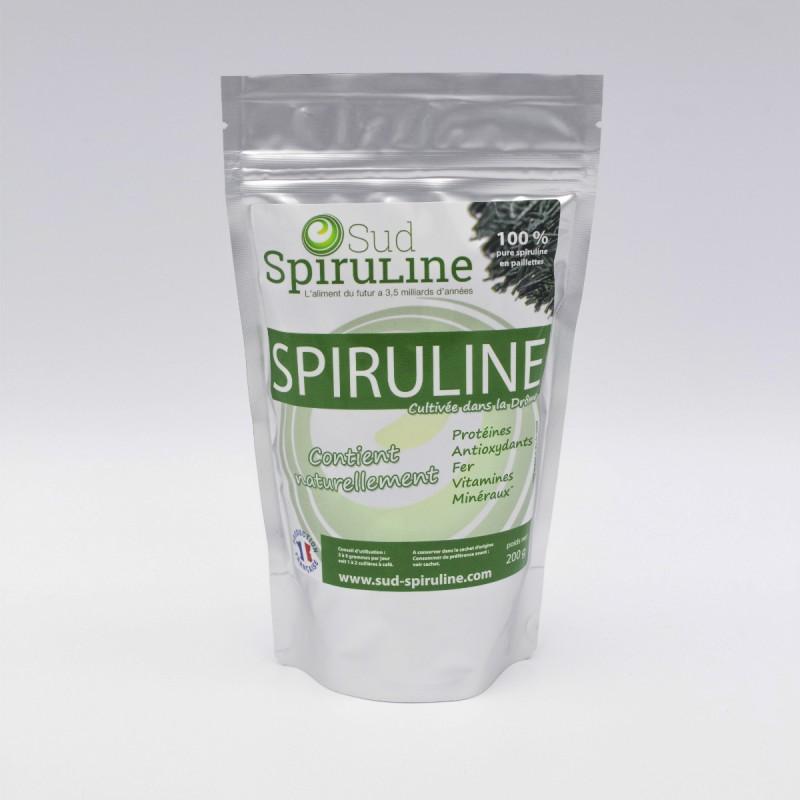 spiruline-en-paillettes-200g