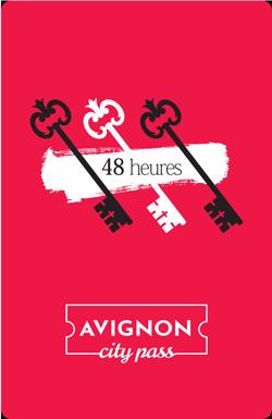 Avignon City Pass 48h / 28€