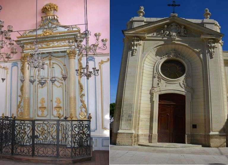 Visit of the Synagogue and the Jewish Museum of Cavaillon and visit of the archeological museum of Hôtel Dieu, Cavaillon