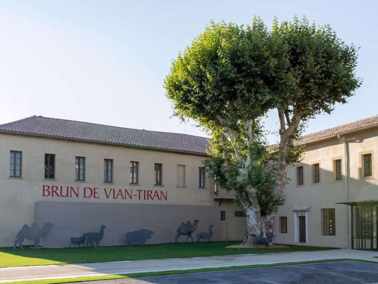 Visit of the Museum and Boutique La Filaventure Brun de Vian-Tiran, L'Isle sur la Sorgue