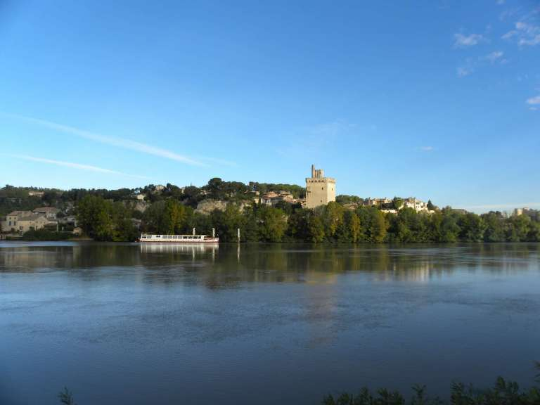 Visit of the Tower of Philippe le Bel, Villeneuve lez Avignon